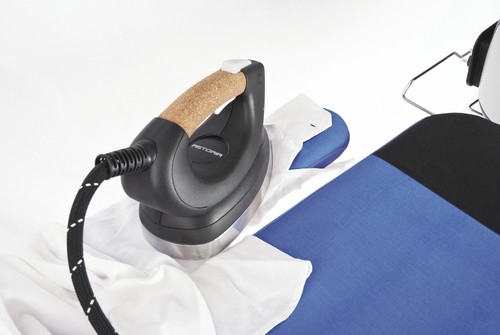 Centrale vapeur fer et table repasser nettoyeur vapeur - Table a repasser professionnelle aspirante et soufflante ...